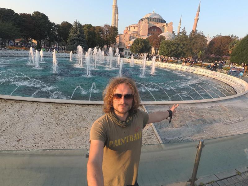 Immagien di Francesco Belgrano di liberi di Andare a Istanbul