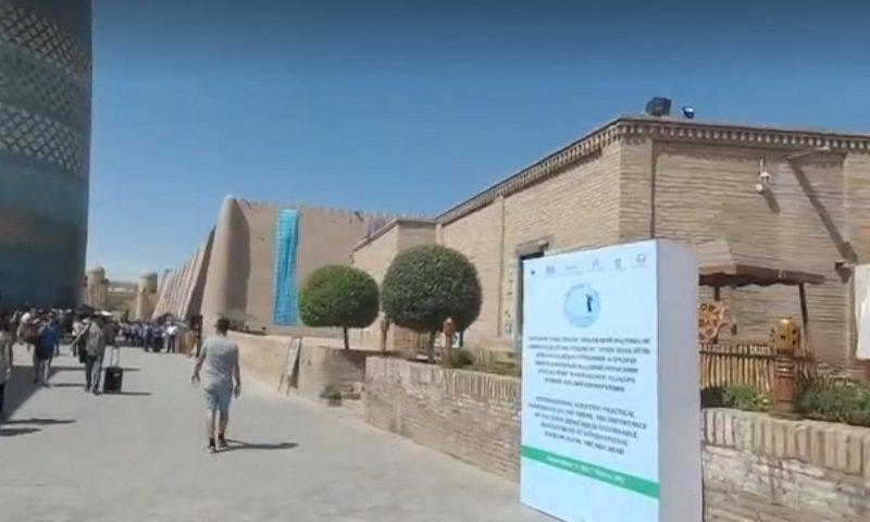 Immagine della copertina di un video di Liberi di Andare da Khiva, Uzbekistan