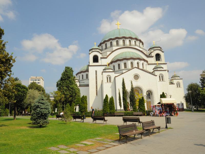 Immagine di Belgrado per il viaggio di Liberi di Andare