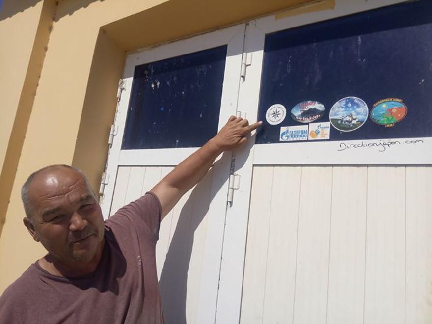 Immagine di un nuovo fan uzbeko di Liberi di Andare