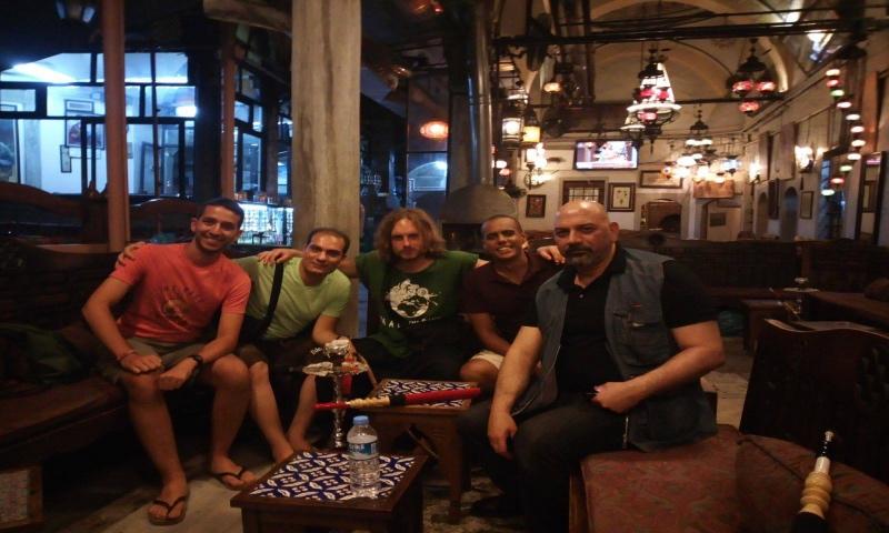 incontro iracheno ad istanbul