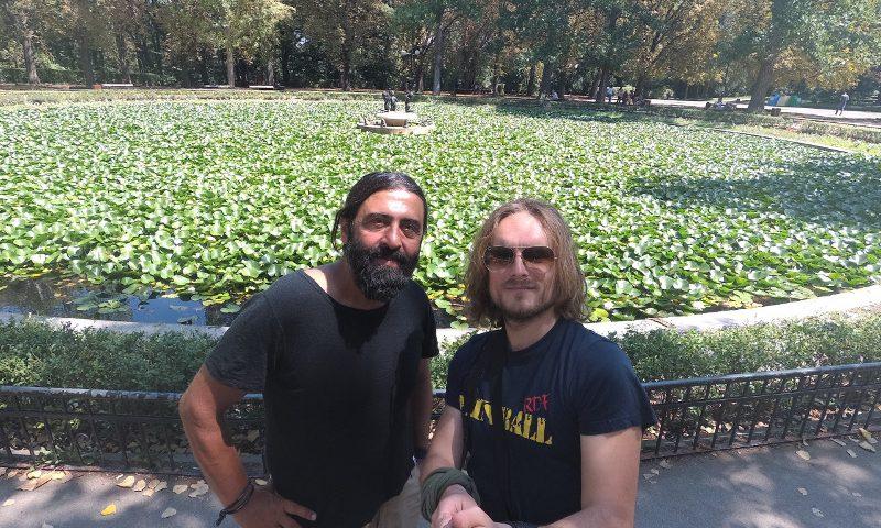 Immagine di Kubi e Francesco in Turchia