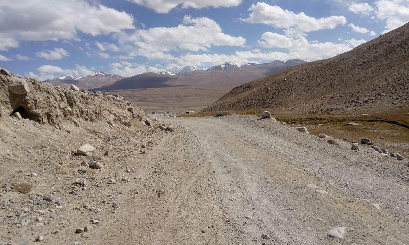 Immagine del Corridoio di Wakhan